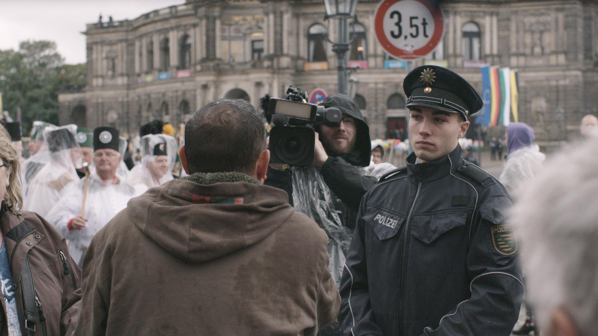 Szene aus dem Berlinale Film Aggregat (Foto: Kundschafter Filmproduktion)