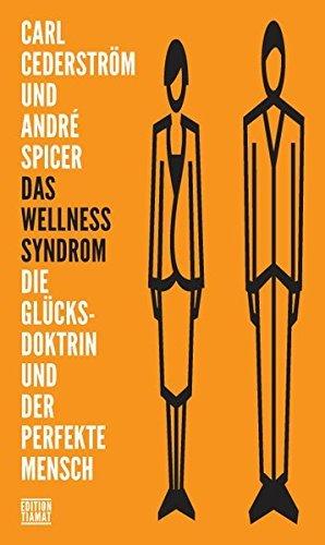 """Buchcover: """"Das Wellness-Syndrom"""""""