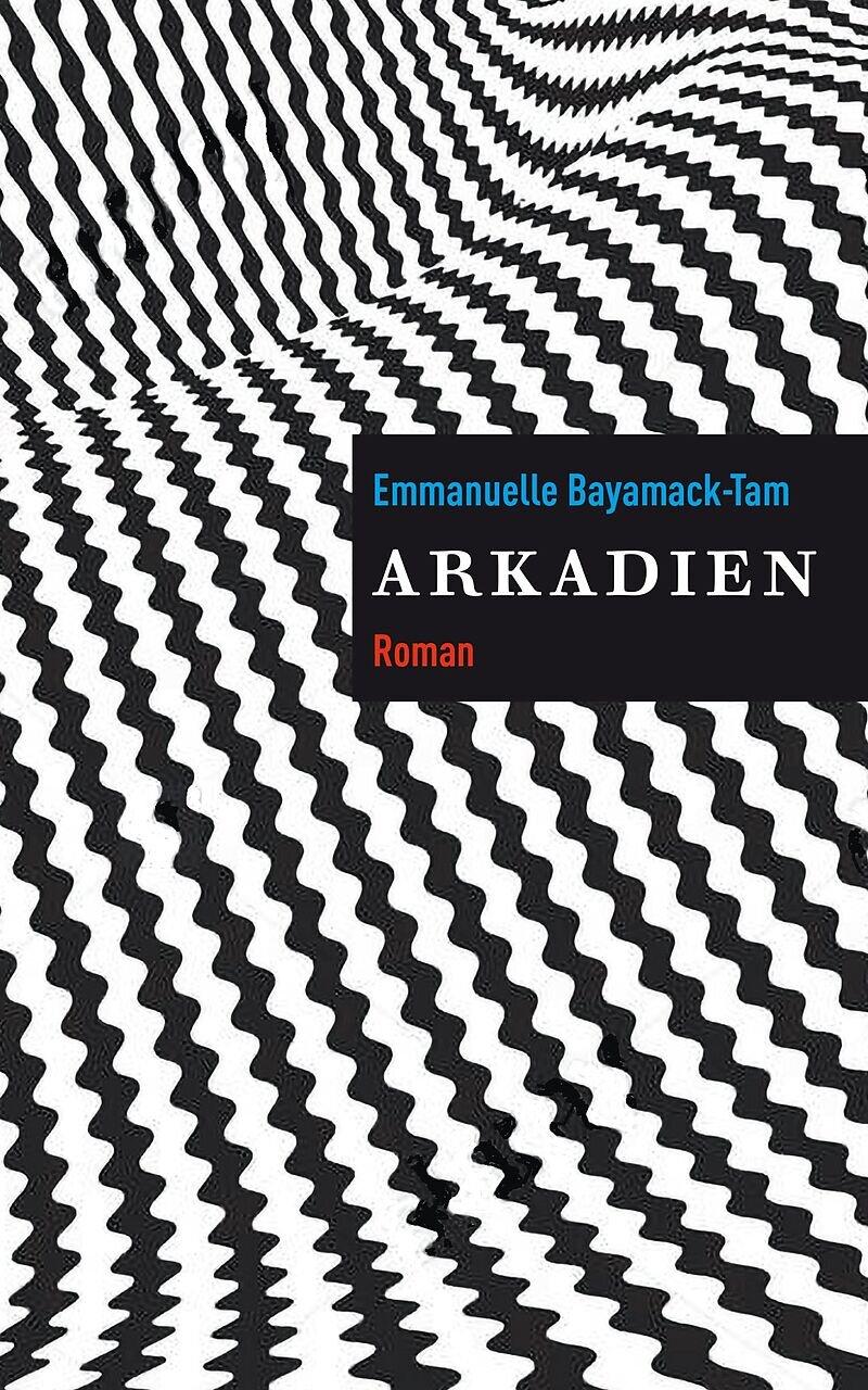 """Das Cover des Romans """"Arkadien"""""""