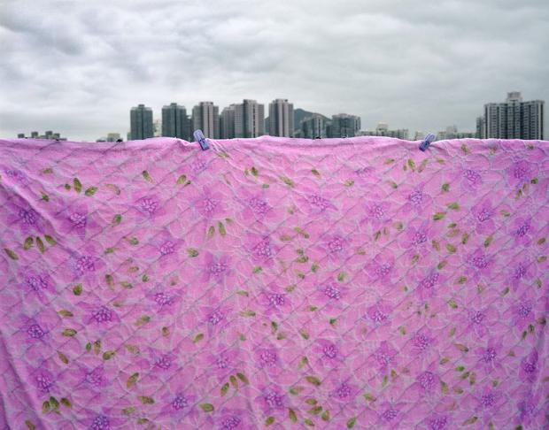 Kein Durchblick: Chinas Internet-Zensurmaßnahmen schotten das Land vom Rest der Welt ab (Foto: Michael Wolf / laif)