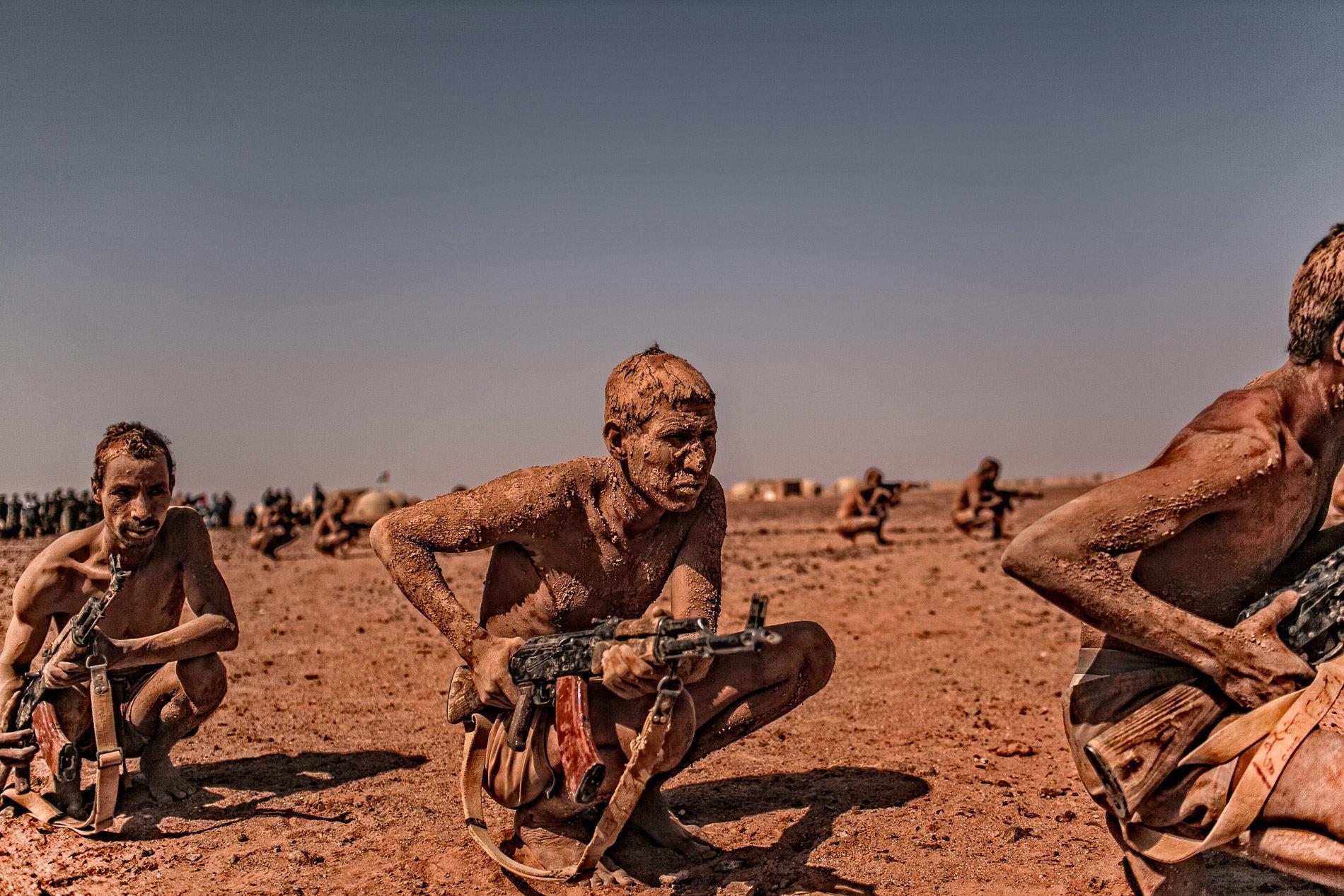 Bir Lehlu - befreites Gebiet/Westsahara