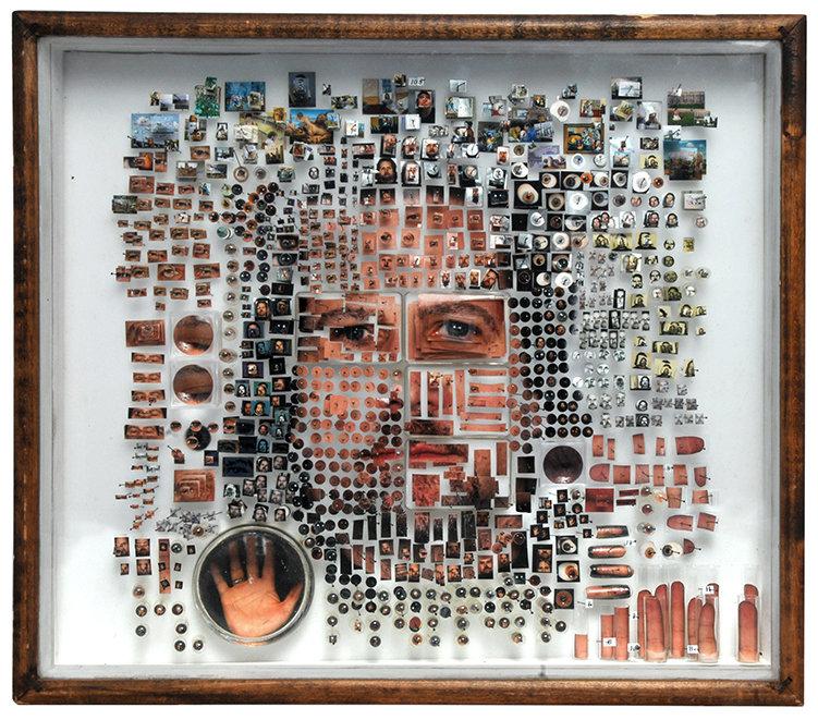 Gesichtscollage  (Bild: Michael Mapes)