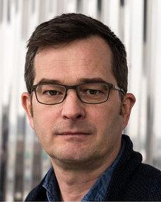 Felix Stalder (Foto: Dominik Landwehr)