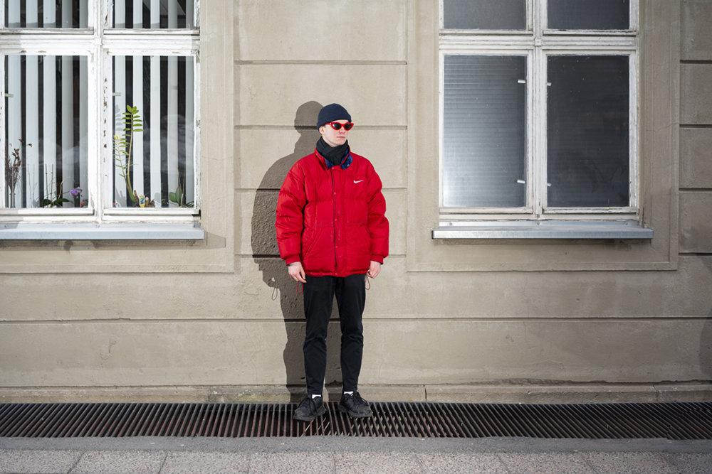 Jasper Hadre, 16, Berlin