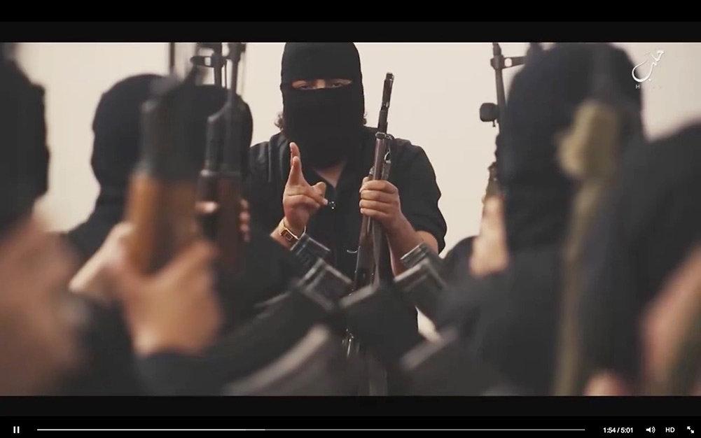 IS Propagandavideo (Foto: picture alliance/abaca)