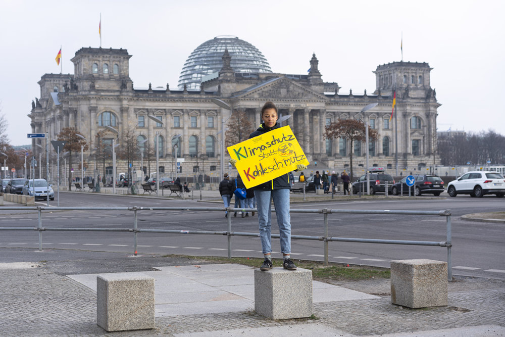 Mariama Dabo, 15, Berlin