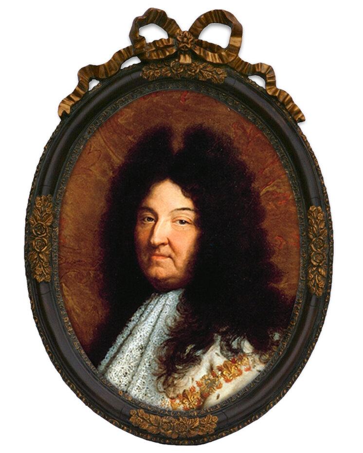 Haare, Louis XIV