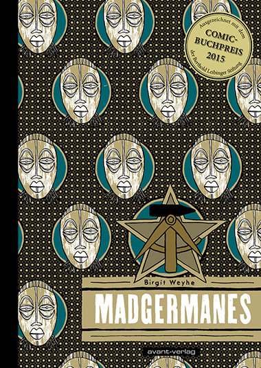 Madgermanes cover
