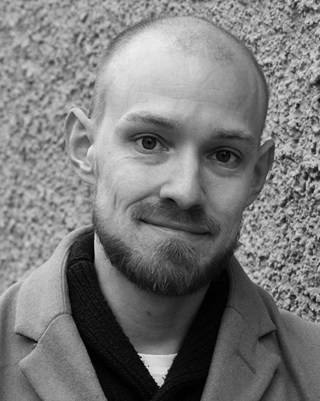 Daniel Mellem (Foto: Bogenberger Autorenfotos)