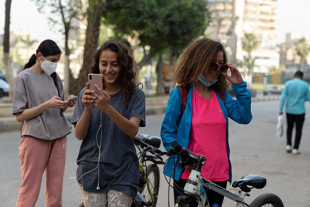 Cycling Geckos Nouran