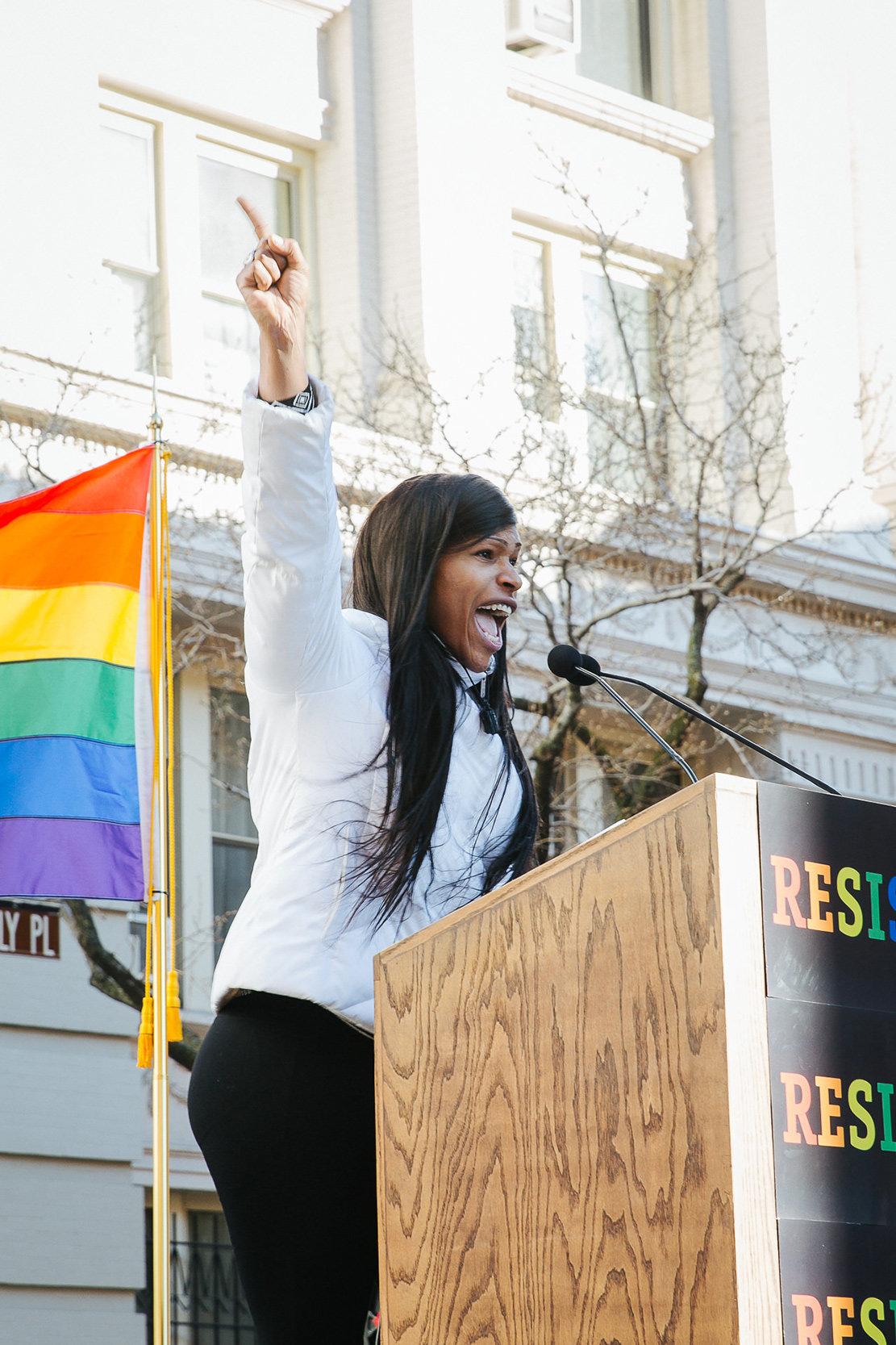 Olympia Perez (Foto: Rachel Kober)