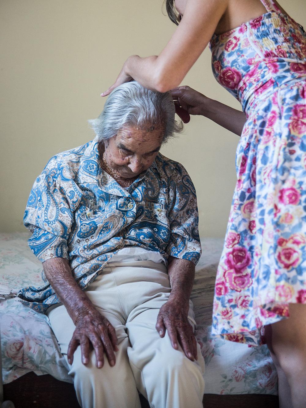 Altenpflege in Noiva do Cordeiro