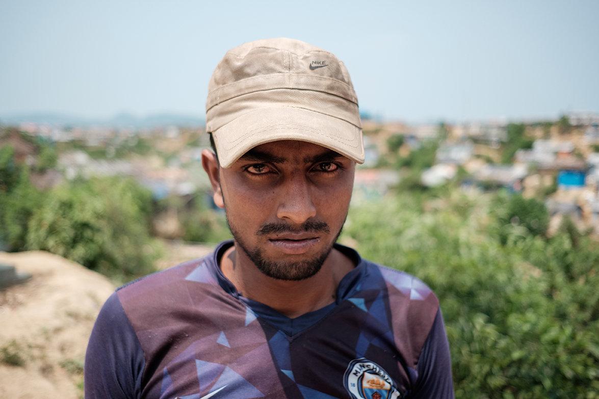 Sharif Hossain, 22 Jahre