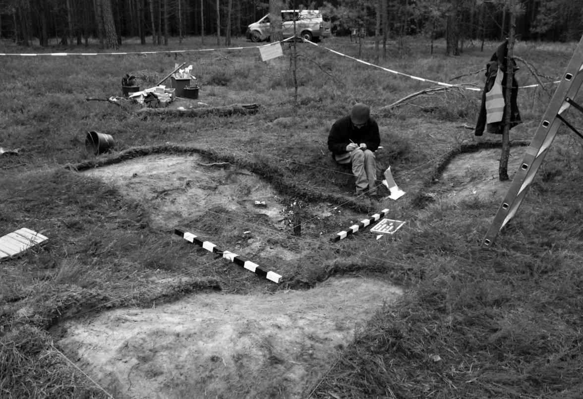Ausgrabungen (Foto: Attila Dézsi)