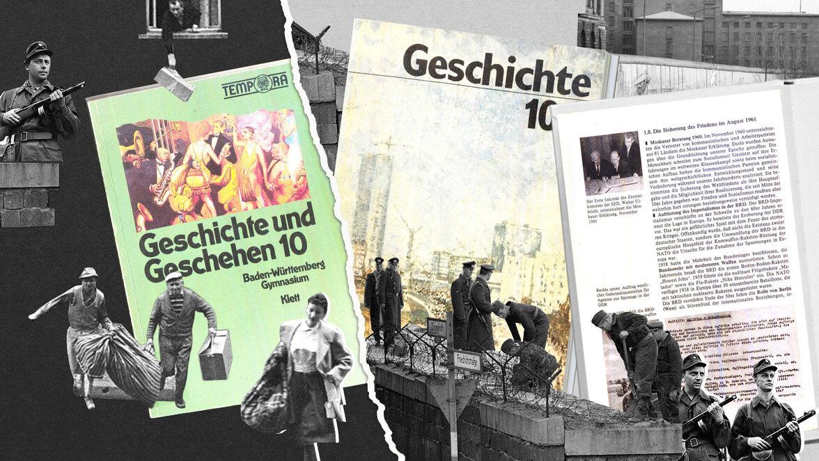 DDR, Schulbuch