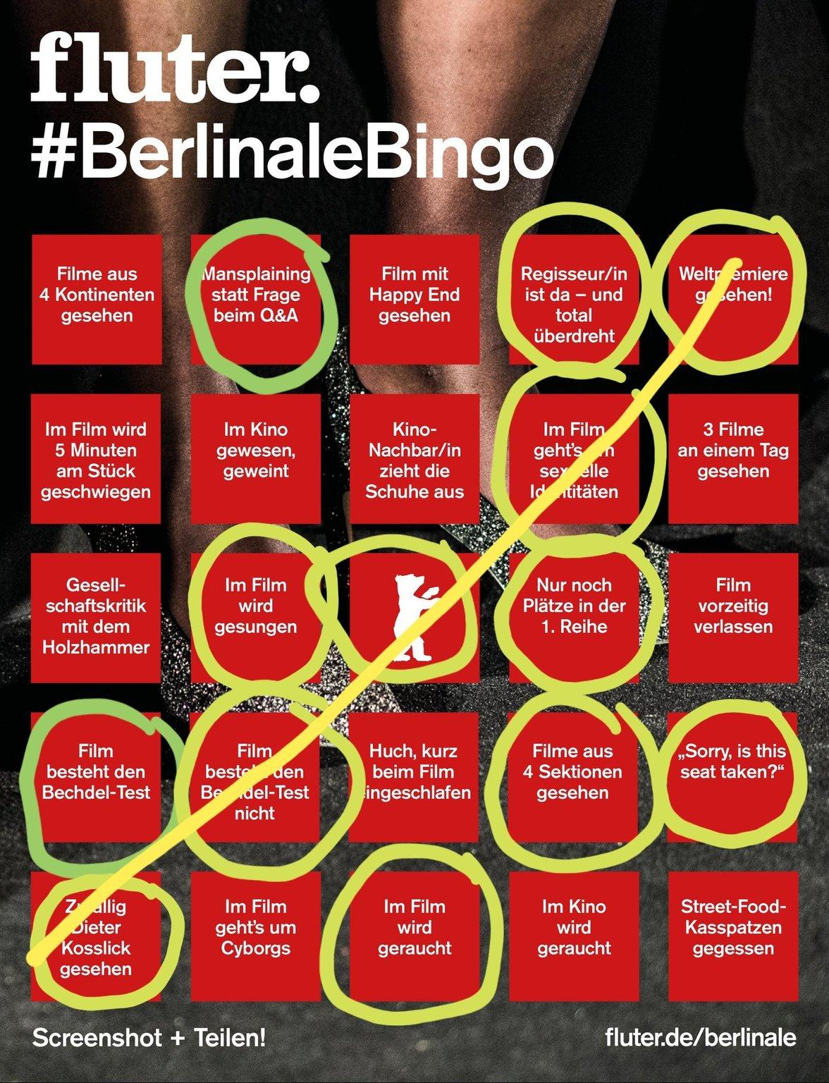 fluter berlinale bingo