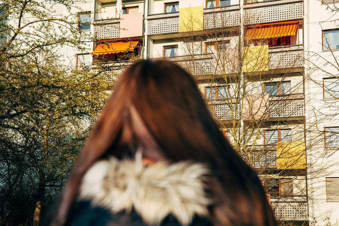 Corona, Schule, Lockdown, Berlin-Hellersdorf