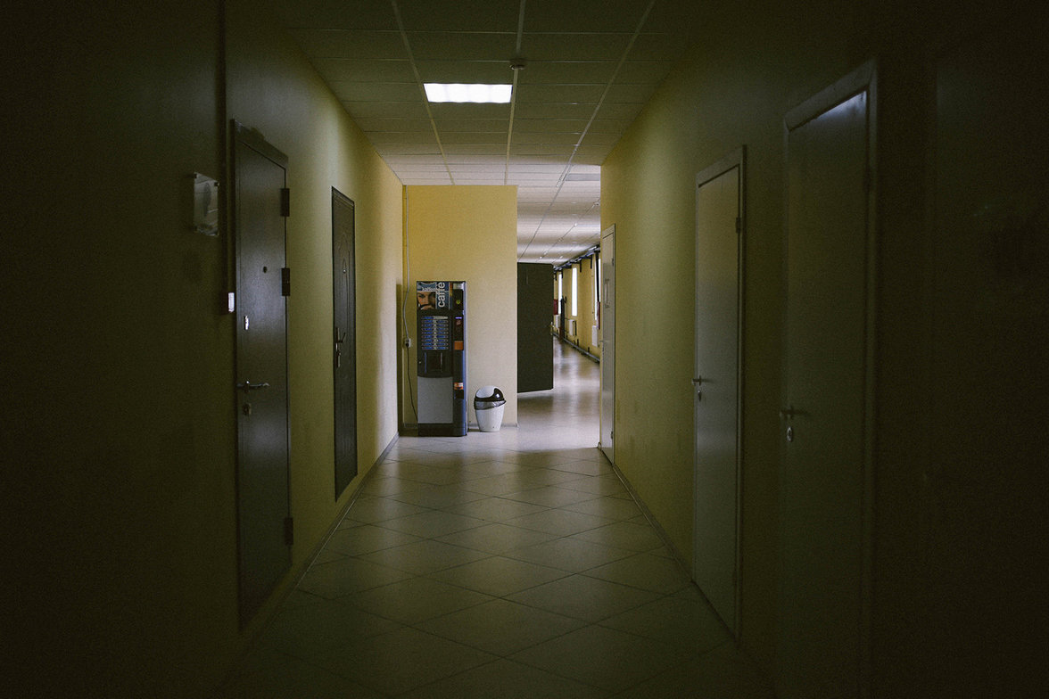 Korridor zum Diversity House