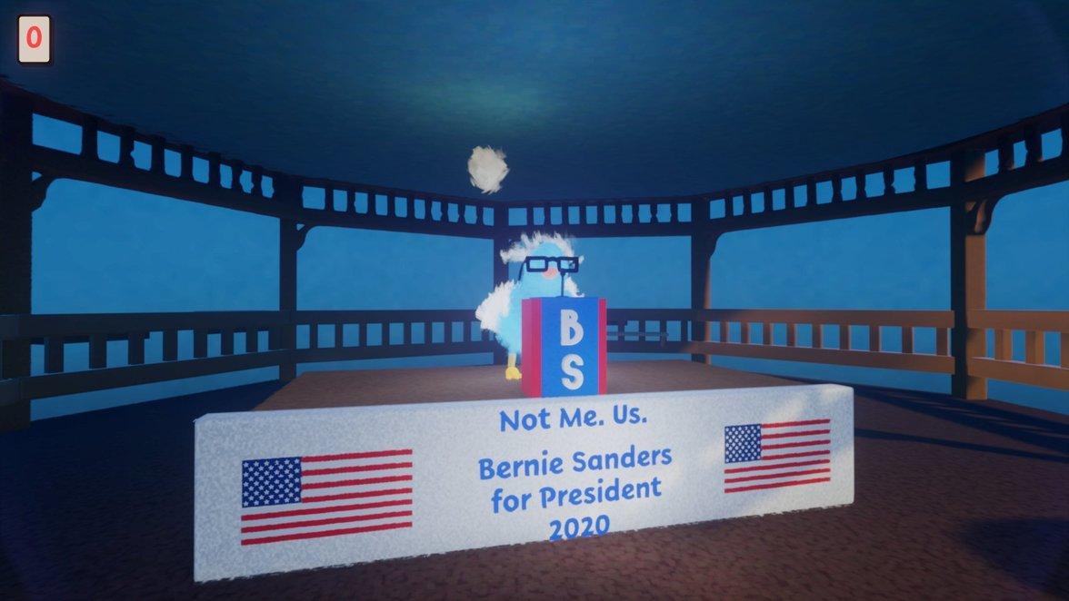 Dreams, Game, Play Station, Bernie Sanders