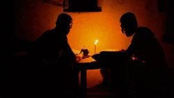 Stromausfall in Ghana
