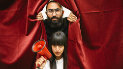 Fatima Remli und Erdal Erez, Kahvehane Podcast