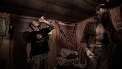 Party  in den Appalachian Mountains