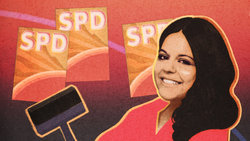 SPD Wahlkampf