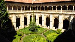 Hof des Kloster San Marco