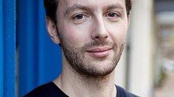 Relativ unerschrocken: Inmitten des Digitalhypes setzte Sebastian Guggolz auf das gedruckte Wort