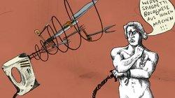 Für Karl Marx war er der Inbegriff des Arbeiters, der seine Ketten sprengt: Spartakus, der berühmte römische Sklave, zettelte einen der größten Aufstände im alten Rom an. Schlecht bewaffnet floh er im Jahr 73 v. Chr. mit rund 70 weiteren Männern aus einer