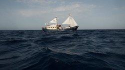 Das Boot der Hilfsorganisation Seawatch