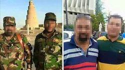 Foto aus Facebook-Gruppe, die versucht, unter Geflüchteten syrische Kriegsverbrecher zu identifizieren