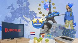 Collage Ideen für Europa