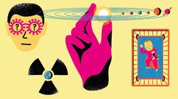 Illustration: Golden Cosmos/2agenten