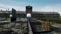 """Screenshot aus """"Witness: Auschwitz"""""""