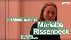 Mariette Rissenbeck, Berlinale