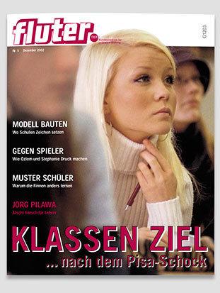 fluter Heft Nr 05 - Bildung - Cover