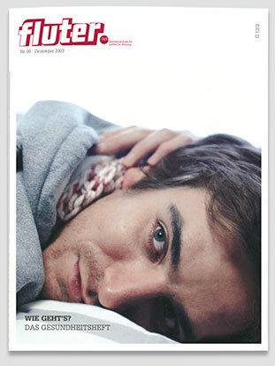 fluter Heft Nr 09 - Gesundheit - Cover