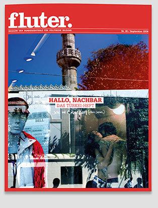 Fluter Heft Nr. 20 - Türkei Heft-Cover