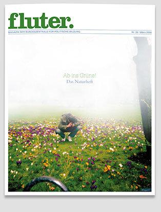 Fluter Heft Nr. 26 - Natur Heft-Cover