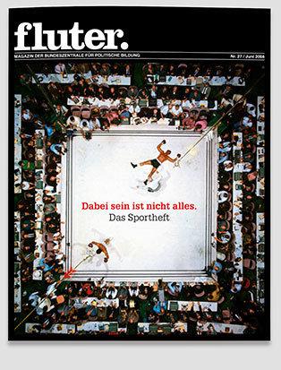 Fluter Heft Nr. 27 - Sport Heft-Cover