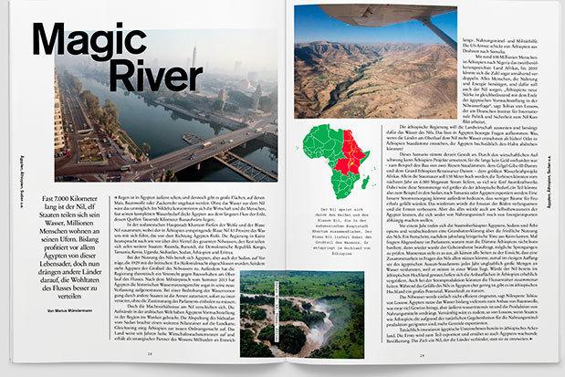 fluter Heft Nr. 59 - Afrika - Doppelseite 4