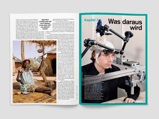 fluter Heft Nr. 60 Gene