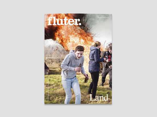 fluter Heft #67 zum Thema Land