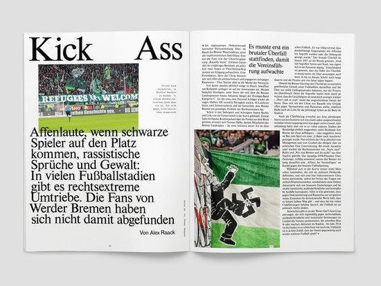 fluter Magazin zum Thema 'Respekt'