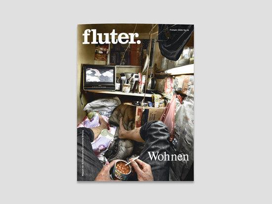 fluter Wohnen Cover