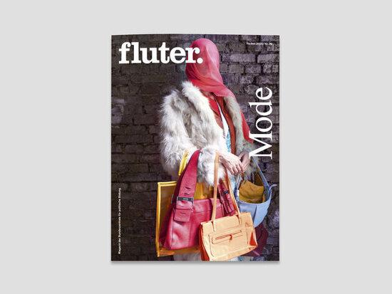 fluter Modeheft Cover