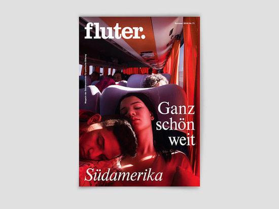 fluter Südamerika Cover