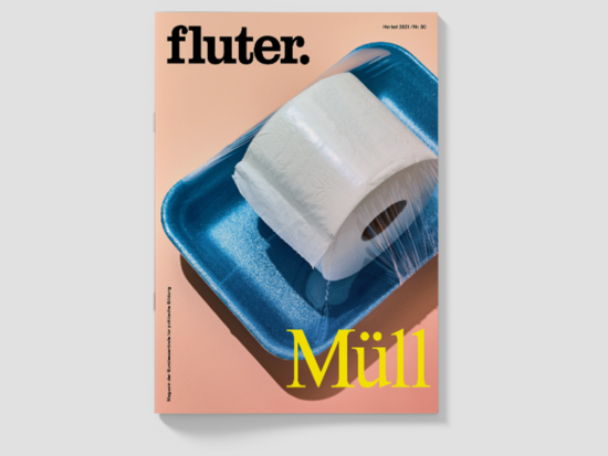 Cover fluter Müll