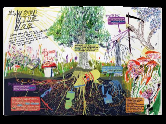 Wie Pflanzen vernetzt sind
